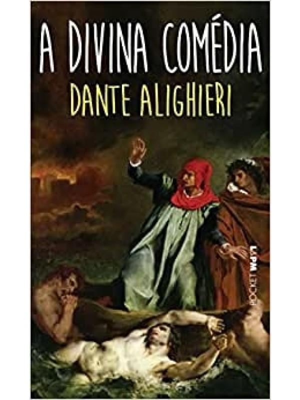 A Divina Comédia - Dante Alighieri - Pocket