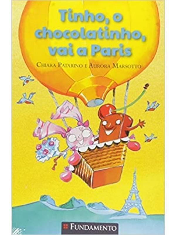 Tinho, o Chocolatinho, vai a Paris
